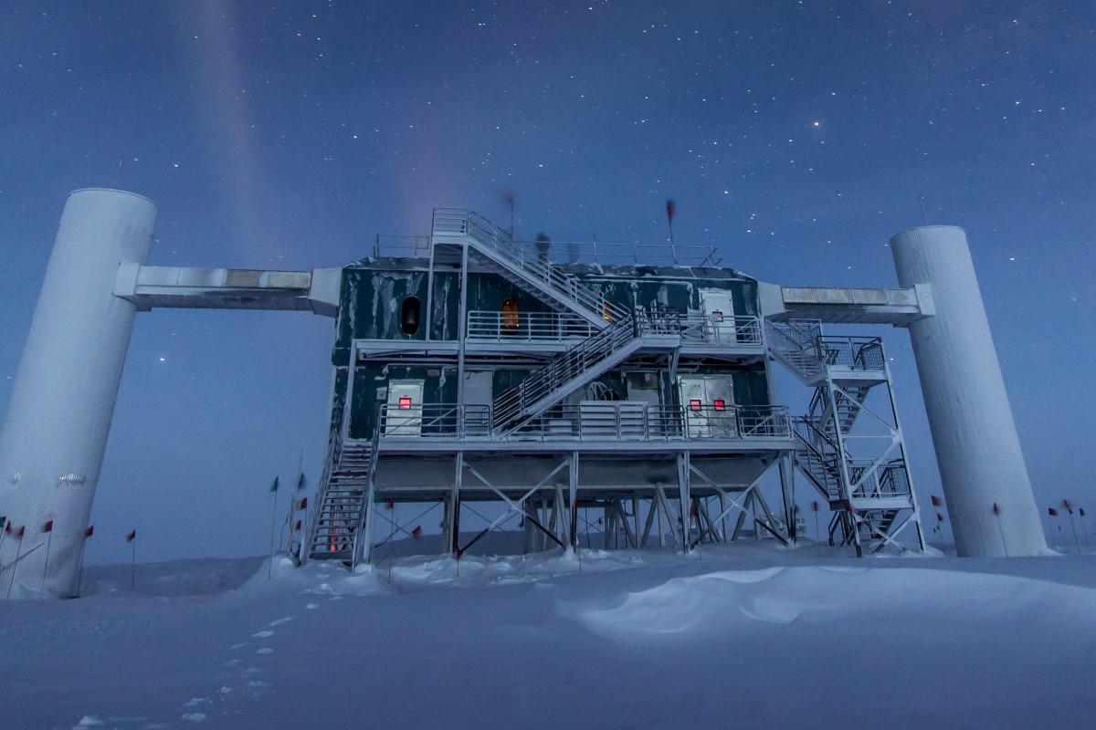 Understanding the Universe – IceCube Neutrino Observatory ... Icecube Neutrino Observatory