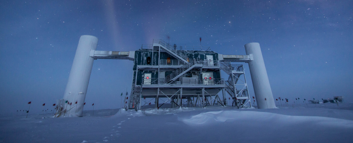 Developing the first neutrino telescope of its kind required the help of 12 countries, 45 institutions – and bb7.