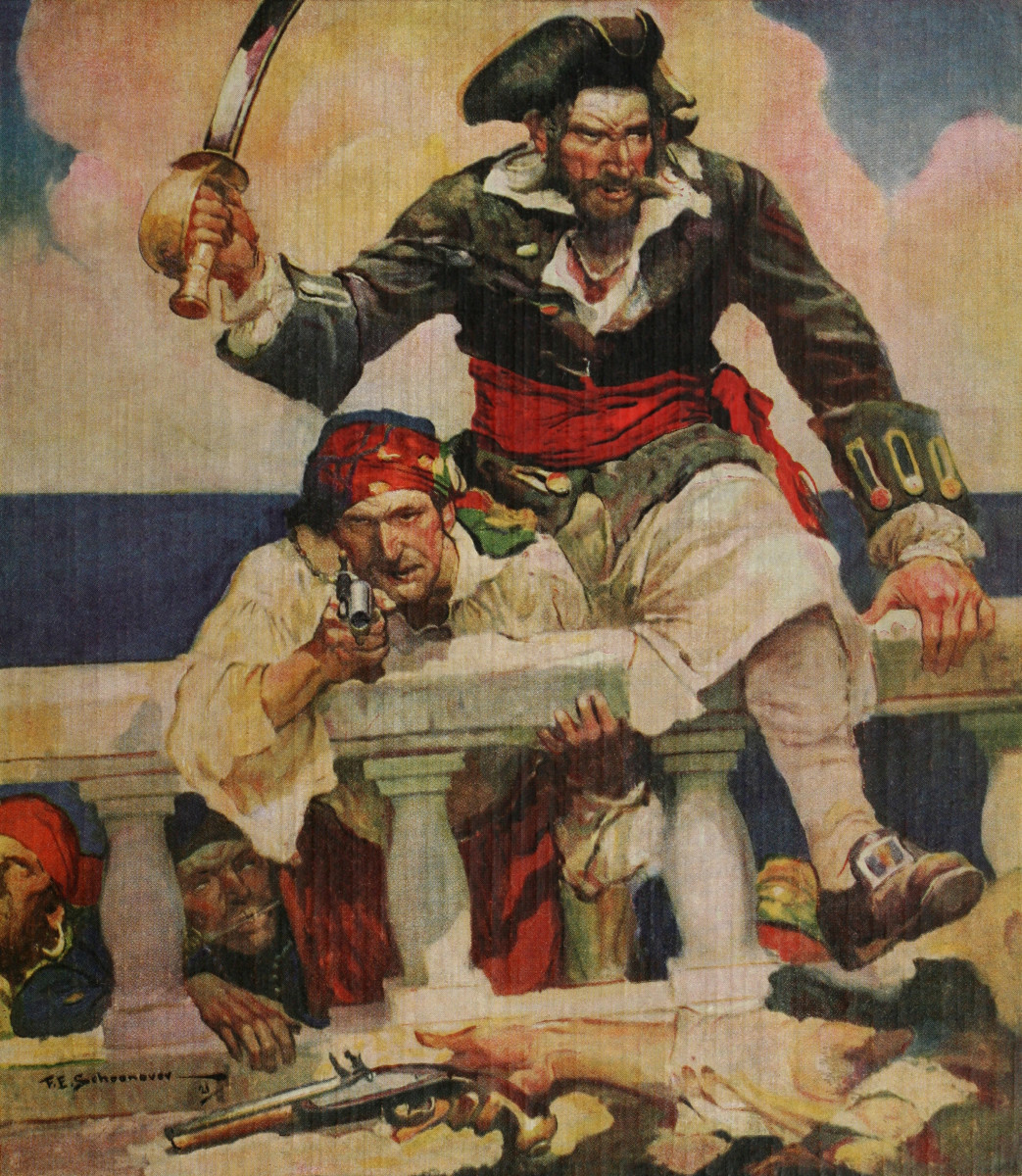 Blackbeard,_Buccaneer_-_Cover