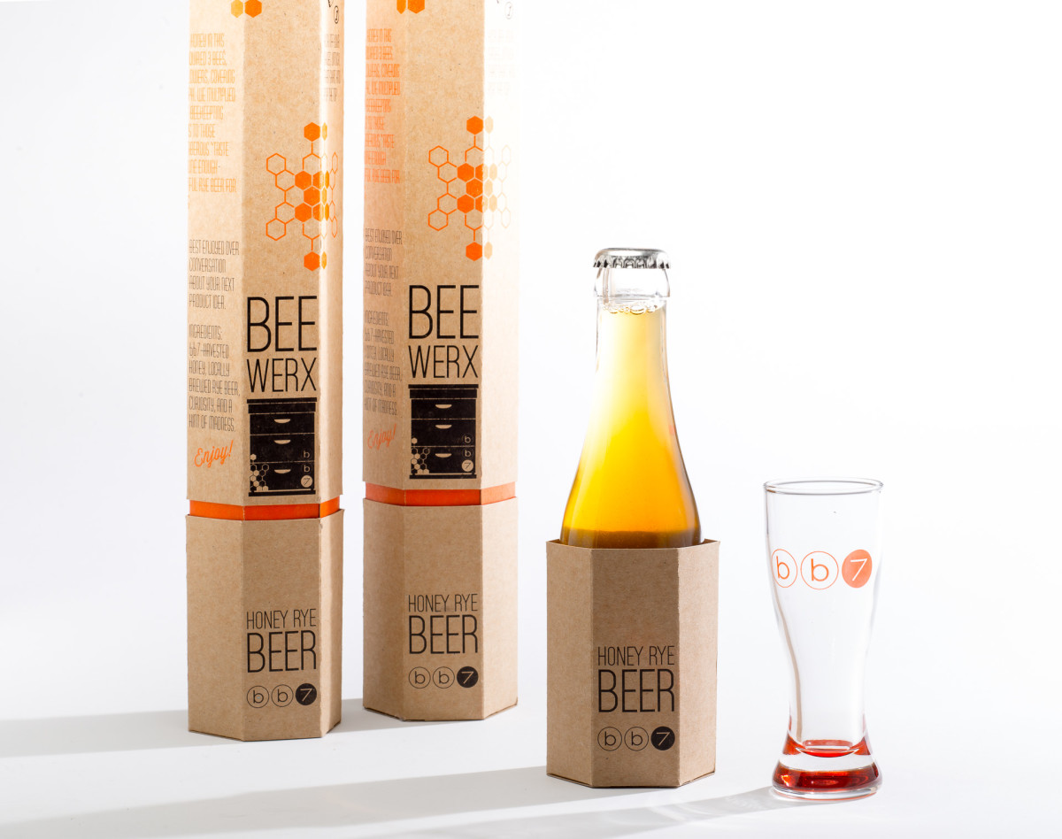 We use our bb7 honey regularly. We recently brewed a limited-edition honey rye beer.