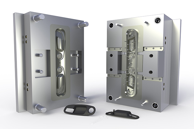 Example of an Injection Mold Tool