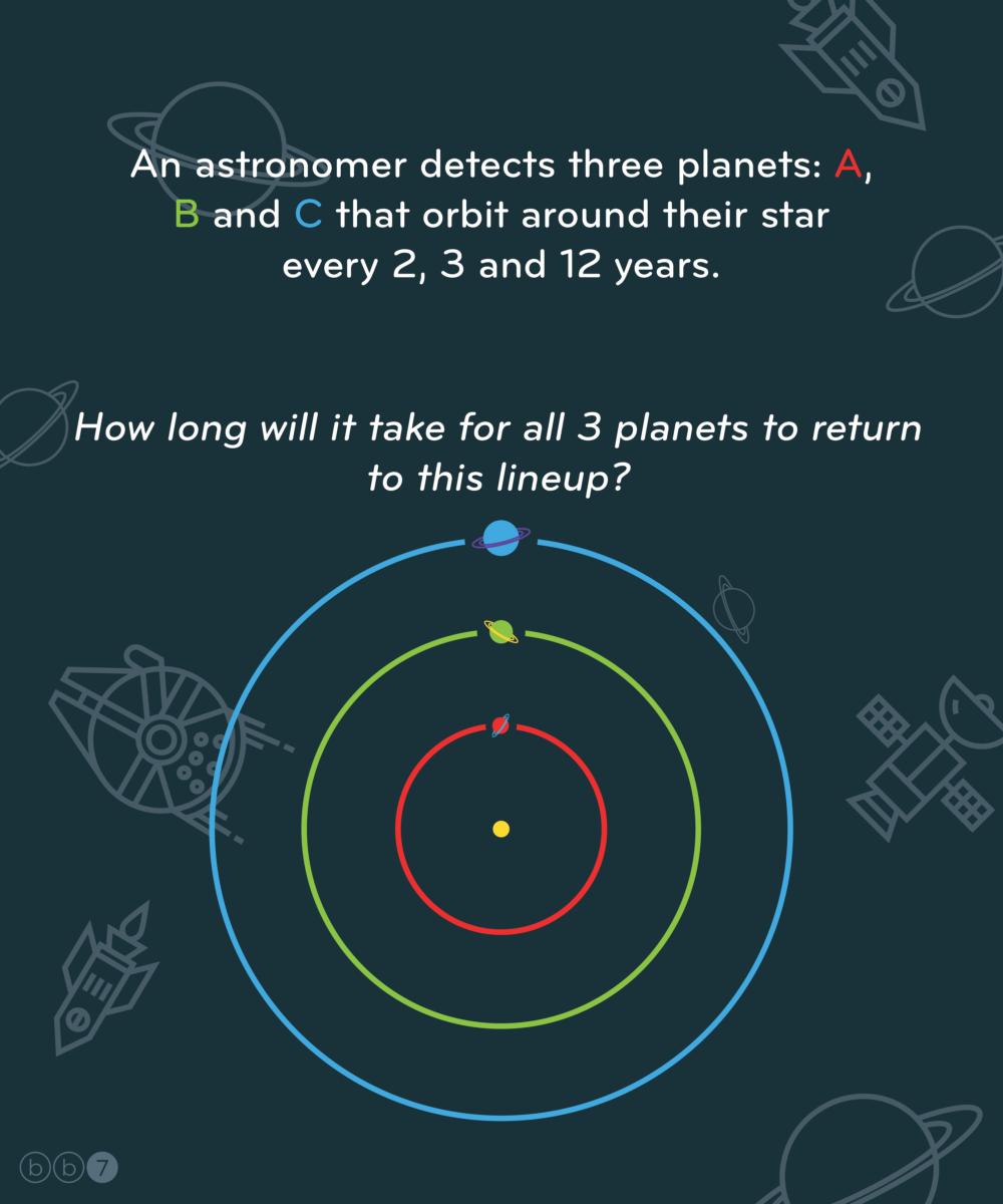 Astronomical Brain Teaser